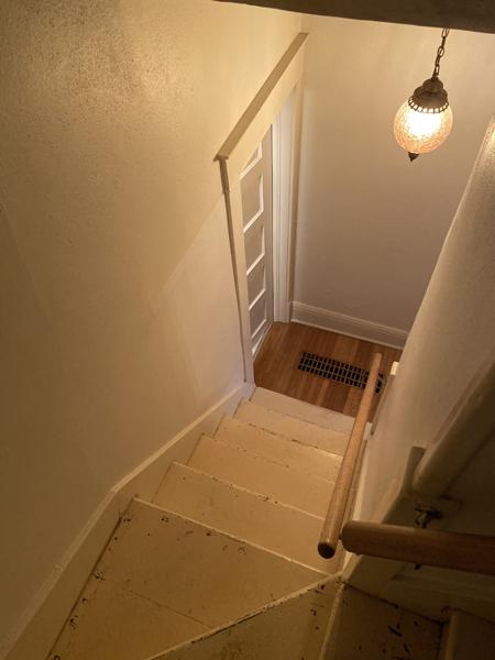 """stairway """"before"""""""