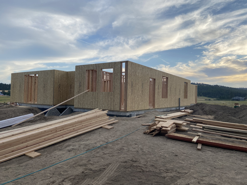 spokane washington new construction home