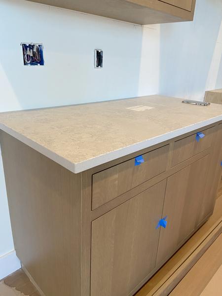 pental quartz counter