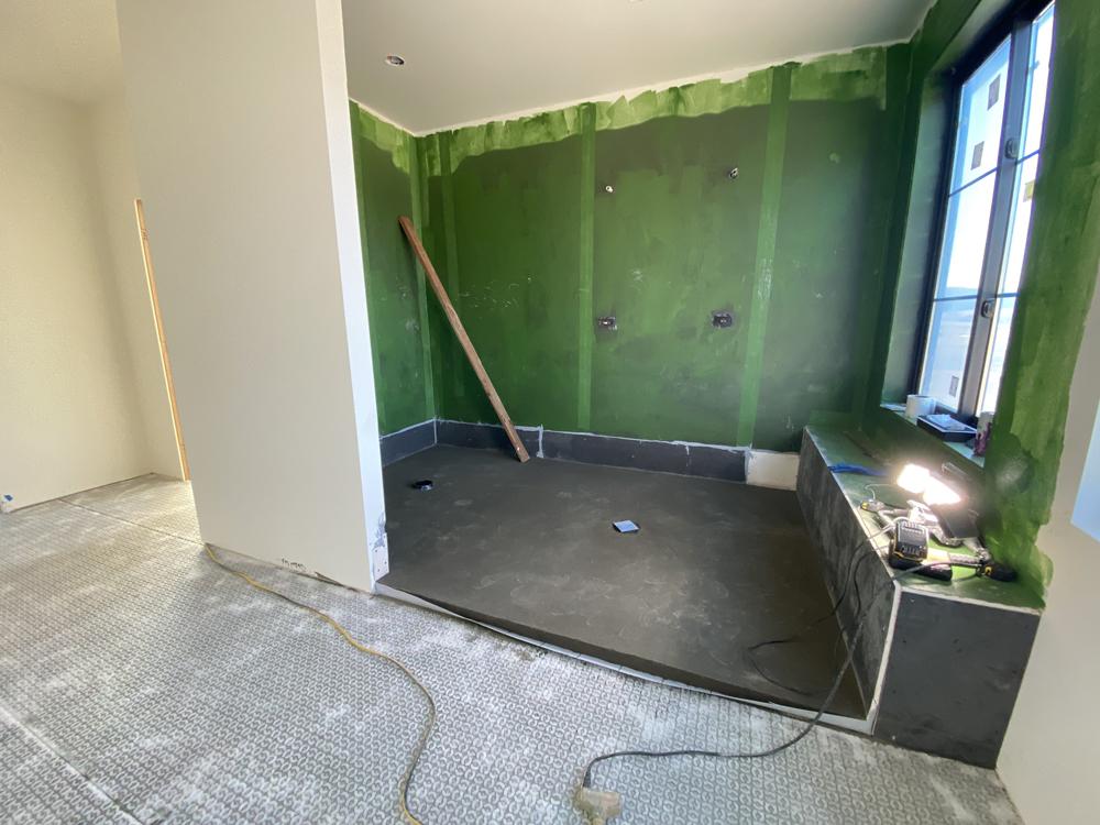 tile preparation