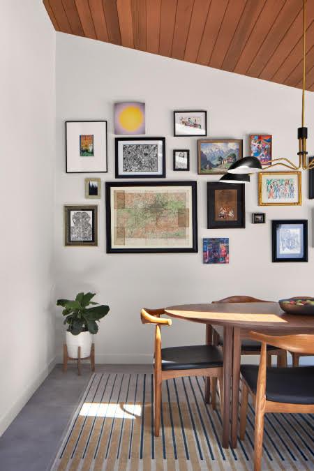 midcentury dining room inspiration